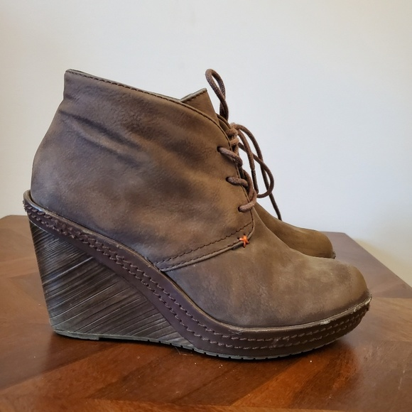 95e9360622a Dr Scholl's Bethany brown ankle boots sz 6 medium